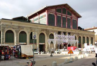 Mercato Centrale-Florence