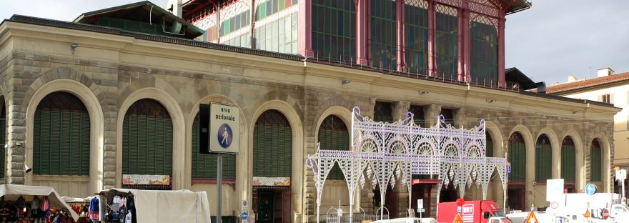 Mercato Centrale-Florence