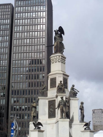 Michigan Soldiers and Sailors Monument