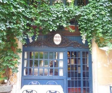 Osteria Margutta in Rome, Italy