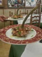 Fried artichoke of Rome
