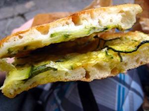 Forno Campo de' Fiori sandwich