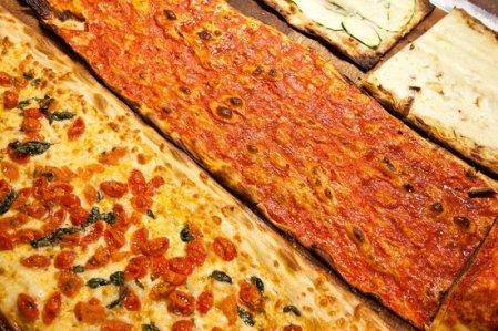 Roscioli Bakery pizza