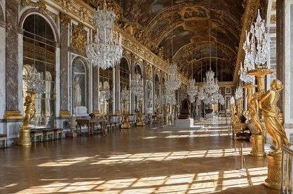 Hall of Mirrors at Versailles