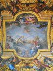 Frescoed ceiling