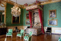 Bedroom at Palace of Versailles