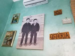 Hostaria Dino and Tony in Rome
