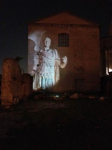 Julius Caesar, Rome Italy