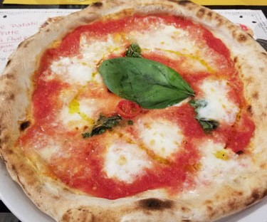 Pizzaman in Florence