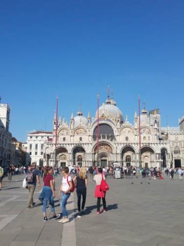 St. Mark's in Venice
