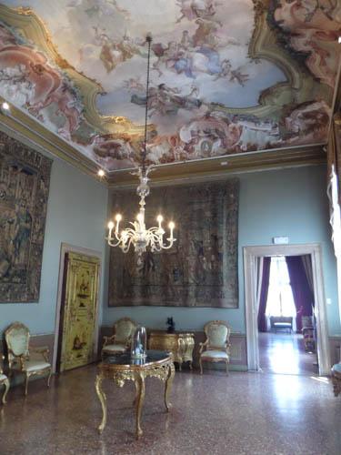Ca' Rezzonico in Venice