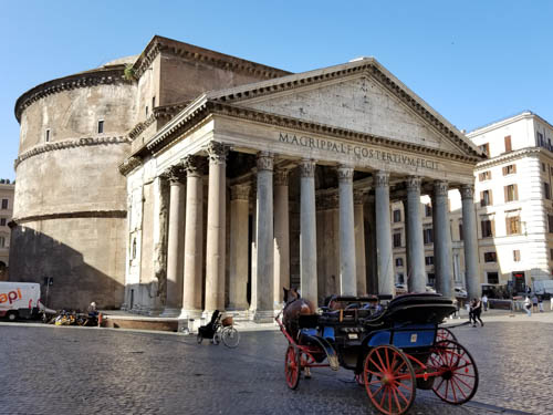 An Affordable Roman Holiday—Free Things to Do in Rome
