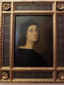 Raphael--Self-Portrait