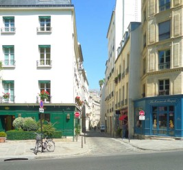 A Parisian neighborhood