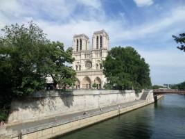 Seine River & Notre Dame