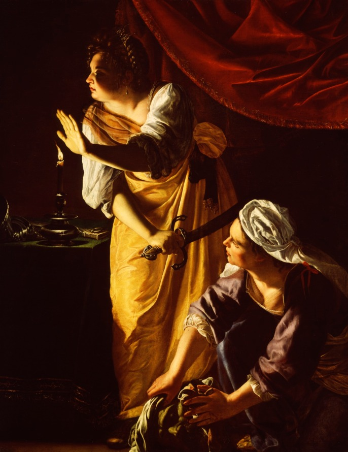 Detroit Institute of Arts, Artemisa Gentileschi