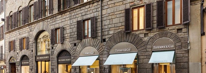 Via Tornabuoni, Florence, Italy