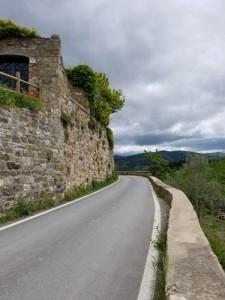 Montefioralle in Chianti