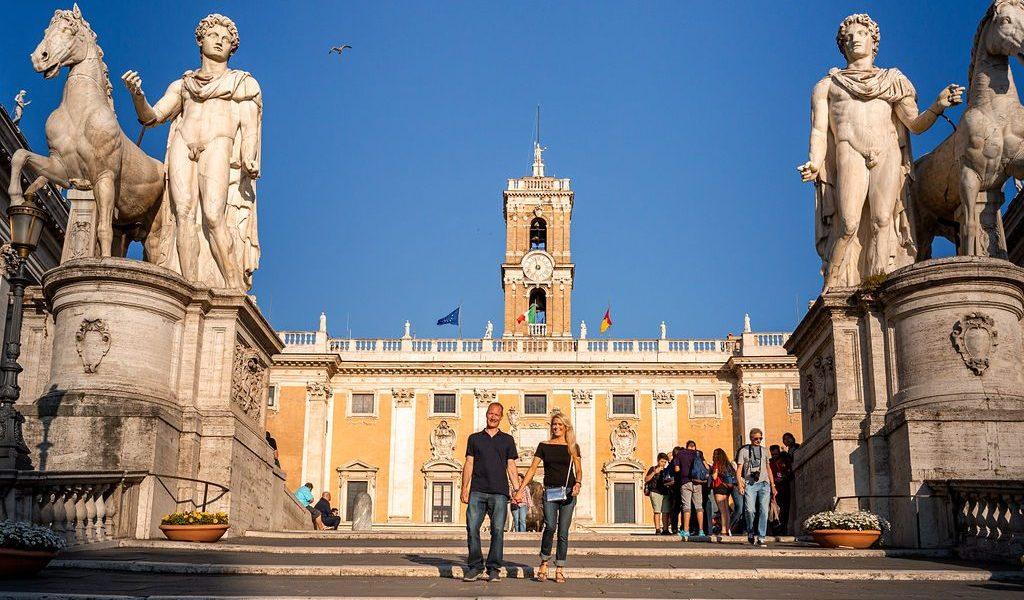 Campidoglio in Rome