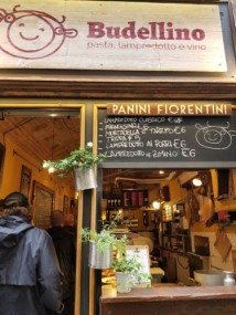 Food Tour in Florence Italy, Budellino