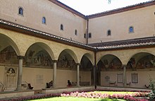 Cloister of San Marco in Florence
