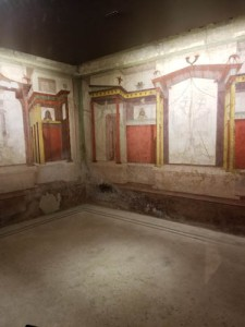 House of Augustus in Rome