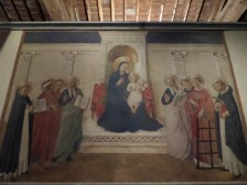 San Marco Monastery in Florence, Italy