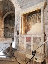 Temple of Romulus in Roman Forum