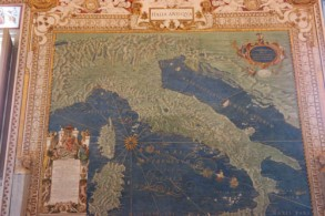 Hall of Maps in Vatican Museums