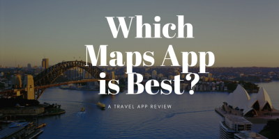 Which Maps App is Best