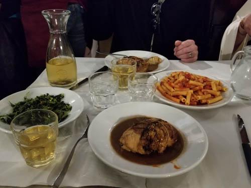 Alfreda & Ada in Rome Italy