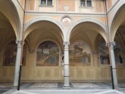 Santissima Annunziata in Florence, Italy