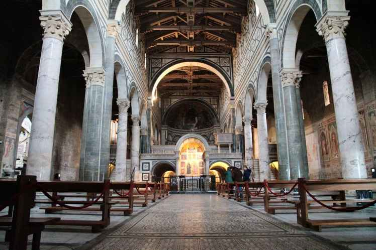 San Miniato al Monte in Florence