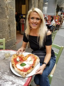 Pizza Napoli in Florence Italy