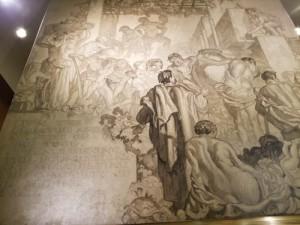 Josep Maria Sert mural, GE Building, NYC