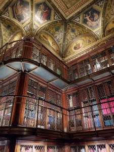 Morgan Library, NYC