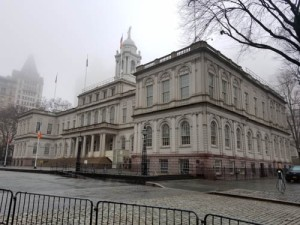 Image of New York City Hall