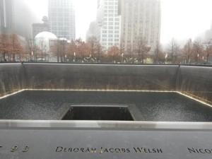 Photo of 9/11 Memorial