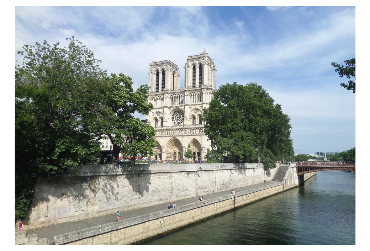 Notre Dame Paris France