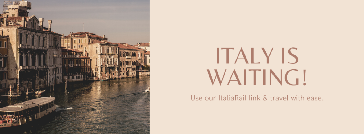 Travel on ItaliaRail with Roaming Historian