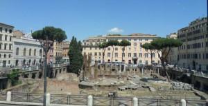 Largo Argentina, Largo di Torre Argentina, Rome, Italy