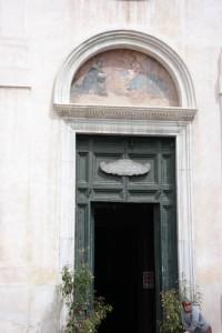 Santa Maria sopra Minerva, Rome, Italy