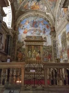Santa Maria sopra Minerva, Rome, Italy, Carafa Chapel