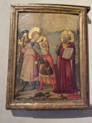 Museo Horne, Florence, Italy, Nero di Bicci painting