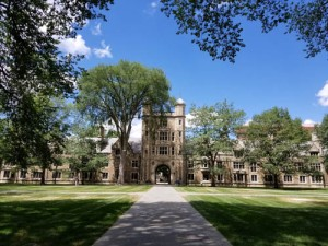 Law Quad, University of Michigan, Ann Arbor