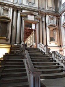 Laurentian Library, Florence, Italy
