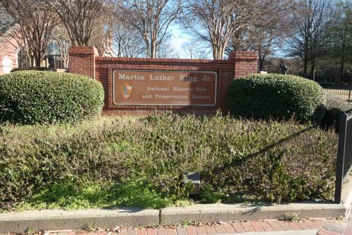 Visitor's Center, Martin Luther King Jr, Atlanta, Georgia, MLK HIstoric Site, Civil Rights History