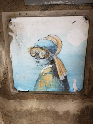 Blub, Florence Italy, Florence Street Art