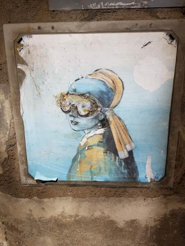 Blub, Florence Italy, Florence Street Art