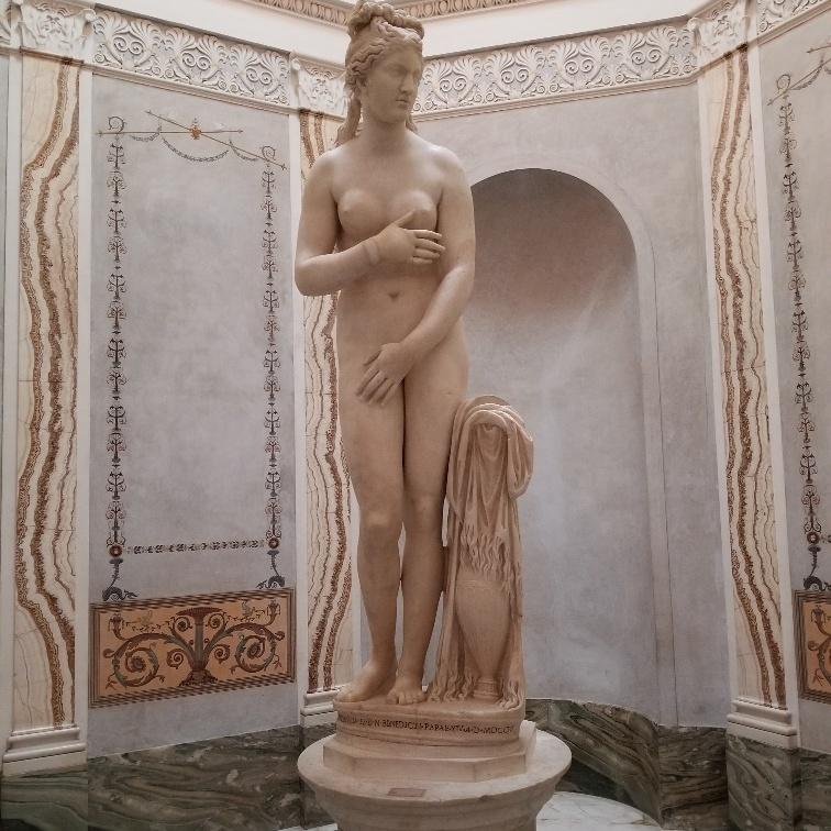 Capitoline Venus, Capitoline Museum, Rome, Italy